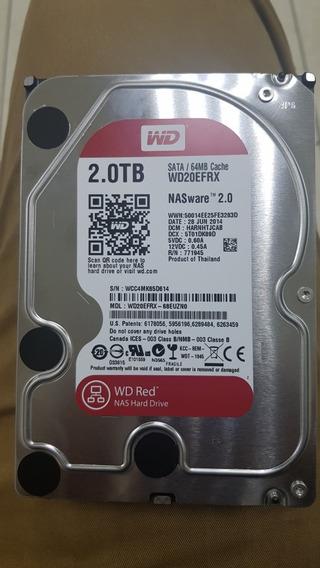 Hd Western Digital Nas Red 2tb