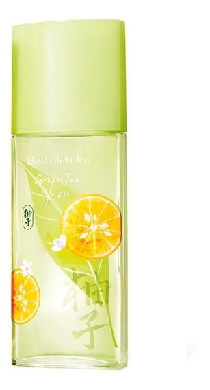 Green Tean Yuzu Elizabeth Arden - Perfume Unissex - Eau De Toilette 100ml