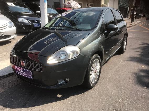 Fiat Punto Elx 1.4 Flex Completo Abaixo Da Tabela R$ 15.900,