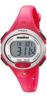 Reloj Timex Ironman Essential 30 Para Mujer Tamaa±o Median