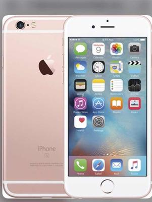 iPhone 6s De 64gb Rose Gold