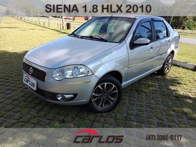 Fiat Siena 1.8 Mpi Hlx 8v Flex 4p Manual