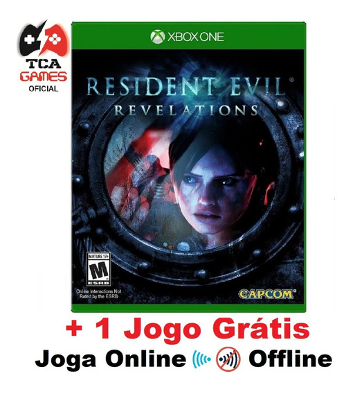 Resident Evil Revelations Xbox One Mídia Digital