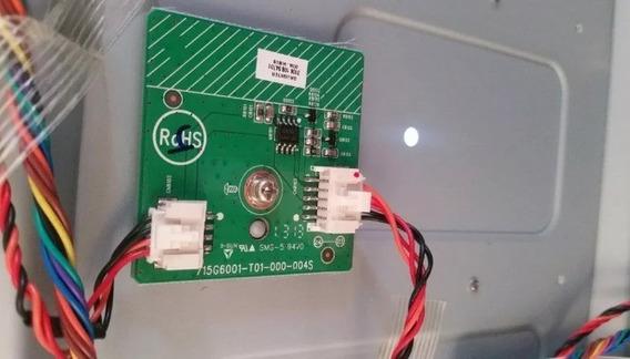 Placa Conversora Auxiliar Fonte Tv Philips 32pfl3508 C/ Cabo