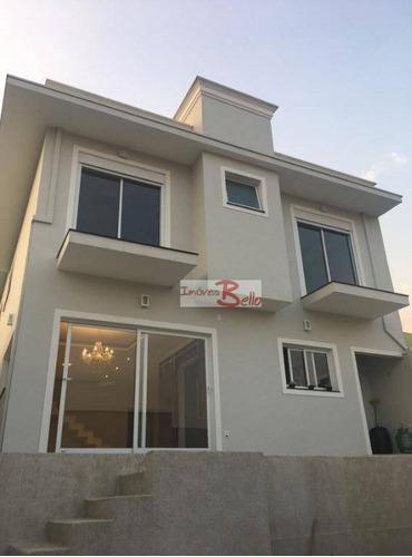 Casa À Venda, 217 M² Por R$ 850.000,00 - Giardino D  Itália - Itatiba/sp - Ca1107