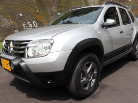 Renault Duster Expression 1600cc Aa Ab Abs Único Dueño.
