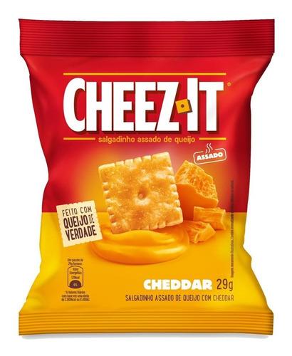 Salgadinho Cheez-it Cheddar 29 G