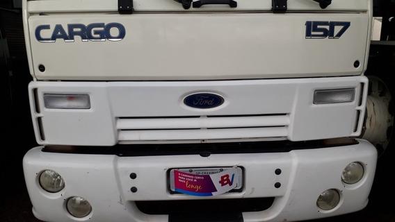 Ford Cargo 1517 Toco Avenida Caminhoes