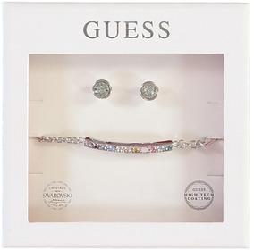 Set Miami Plateado Guess Jewellery