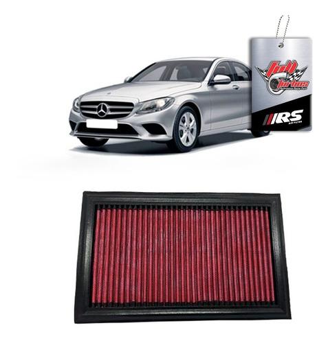 Filtro De Ar Esportivo Inbox Mercedes Benz C180 Rs2943