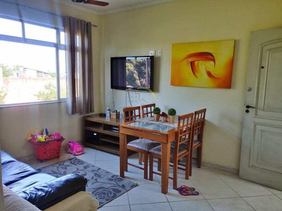 Apartamento Com 2 Dorms, Parque Bitaru, São Vicente - R$ 260 Mil, Cod: 2400 - V2400