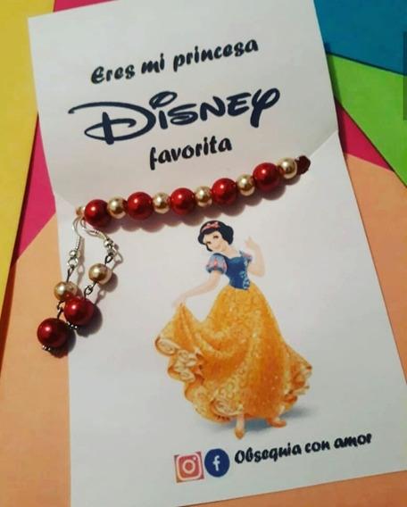 Pulseras De Princesas