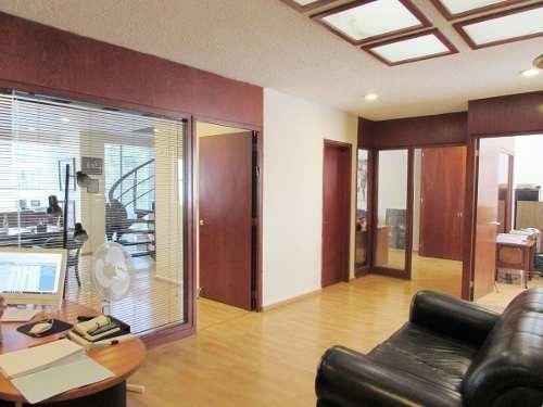 Excelente Edificio De 1600 M2 En Renta Para Oficinas En Narvarte.