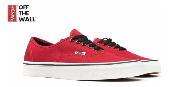 Zapatillas Vans Mod Authentic Chili Pepper/clack