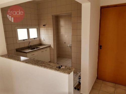Imagem 1 de 14 de Apartamento Com 1 Dormitório À Venda, 35 M² Por R$ 160.000,00 - Vila Ana Maria - Ribeirão Preto/sp - Ap6452