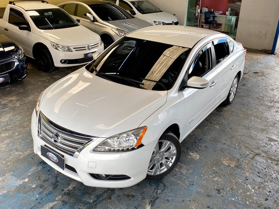 Nissan Sentra 2.0 Sl Automático Flex Impecável 2015