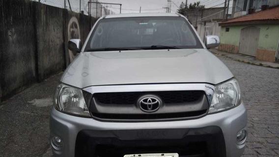 Toyota Hilux, 09/10 2.5 Carro Novo Pra Vender Rápido.