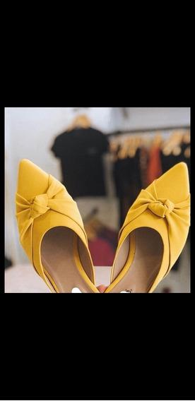 Zapatos A La Moda En Varios Tonos Bajo Pedido