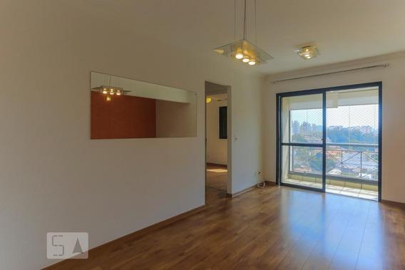 Apartamento No 11º Andar Com 2 Dormitórios E 1 Garagem - Id: 892961584 - 261584