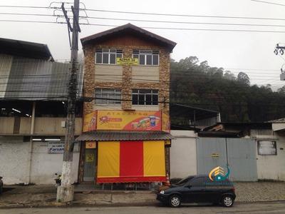 Prédio Para Alugar No Bairro Prado Em Nova Friburgo - Rj. - Pv-005-2