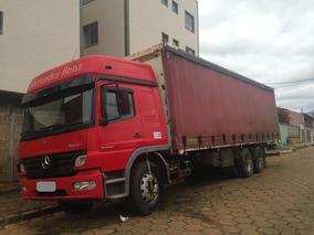 Mercedes-benz Atego 2425 (6x2) Sider 2012