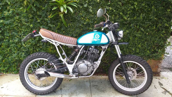 Yamaha Xt 225 Customizada Bendita