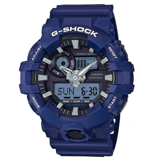 Relógio G-shock Ga-700-2a