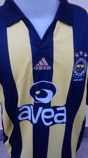 Camisa Fenerbahçe 2007 Roberto Carlos #3