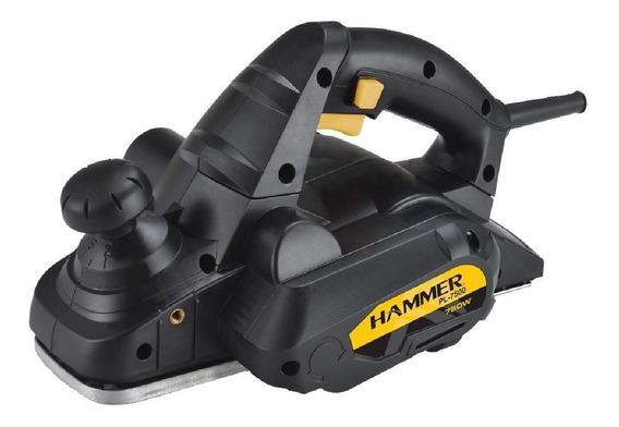 Plaina Elétrica Hammer 750w 110v Pl-7500