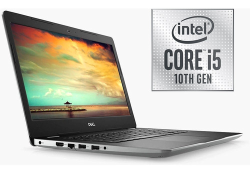 Laptop Dell Lenovo Intel Core I5 10ma Ssd Nueva Garantía I7