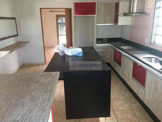 Casa Com 2 Dormitórios À Venda Por R$ 160.000 - São Simão - Várzea Grande/mt - Ca1138