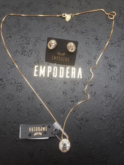 Kit Empodera 08 Peças Com Estojo
