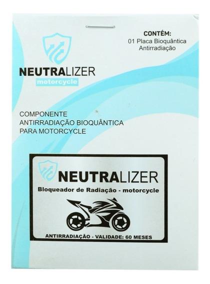 Neutralizer Bloqueador De Radiação - Motorcycle