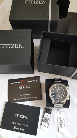 Citizen Eco Drive Gmt Bj7080-53e Sem Uso Não Aqualand