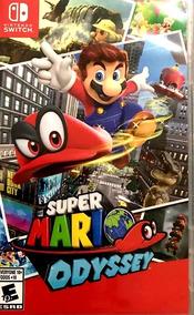 Jogo Super Mario Odyssey + Bayonetta 2 E 4 Jogos Ps4