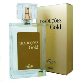 Perfume Traduções Gold Nº 03 Da Hinode - Envio Imediato
