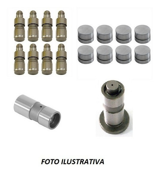 Tucho Válvula Renault Duster 2.0 16v - 8 Peças