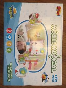 Móbile Musical Zoop Toys Primeiros Passos