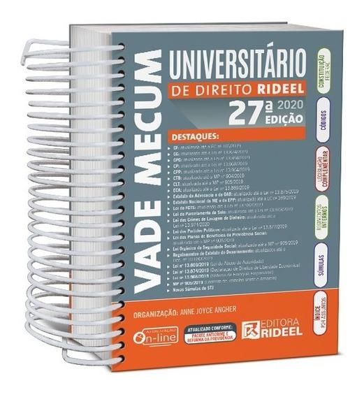Vade Mecum Universitário Direito Rideel - Última Edição
