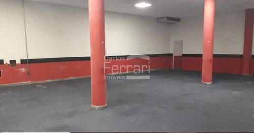 Galpão Em Santana Com 450 M², A 344 Metros Do Metrô Santana - Cf33600