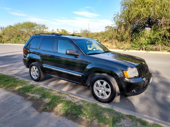 Jeep Grand Cherokee 3.7 Laredo V6 Power Tech 4x2 Mt 2010