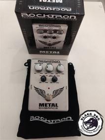 Pedal De Boutique Para Guitarra Rocktron Metal Embrace