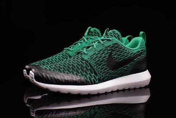 Tênis Nike Roshe One Flyknit Usado Tam 41
