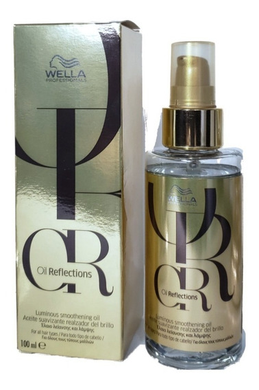 Wella Oil Reflections Serum X 100 Ml Realzador De Brillo