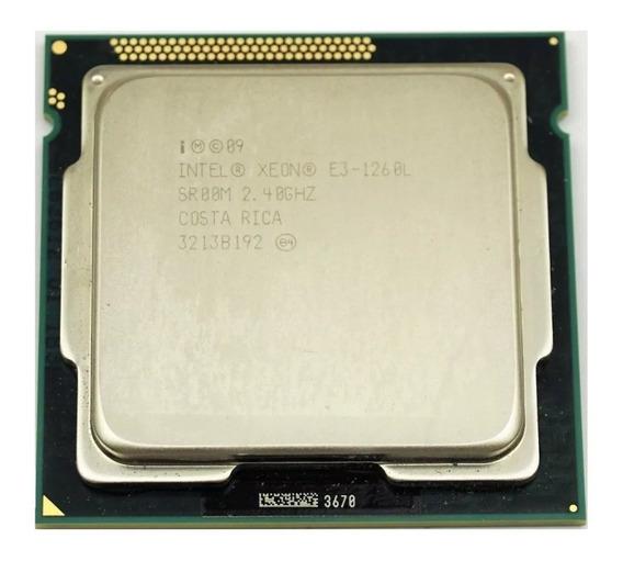 Micro Intel Xeon 1155 Similar I7 2600s Un Avion Envio Gratis