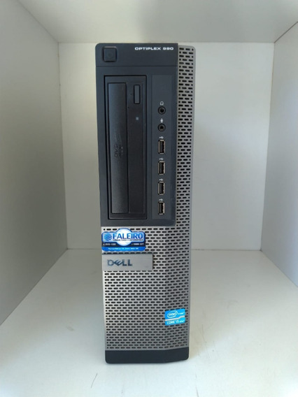 Computador Dell Optiplex 990, Core I5 2ª Ger, 320gb 4gb Ddr3