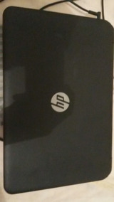 Notebook Hp 4 Gb , 500 Gb Gd , Intel Unico Dono