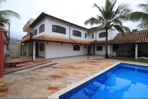 Imagem 1 de 13 de 5779-casa 6 Dormitórios Lado Praia Centro Peruíbe