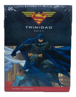 Dc Comic Batman Y Superman Salvat Sagas Trinidad Parte 2