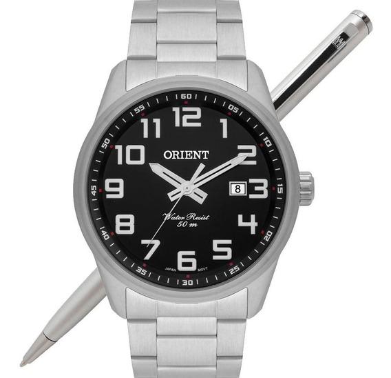 Relógio Orient Masculino Mbss1271 P2sx Analógico - C/ Nfe